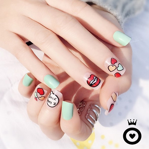 Love is In The Nail