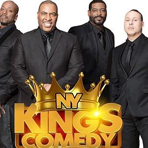 """""""NY Kings"""" of Comedy"""