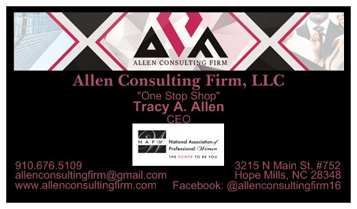 ACF Business Card