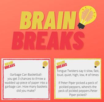 Brain Breaks Set