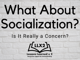What About Socialization? Is It Really a Concern?
