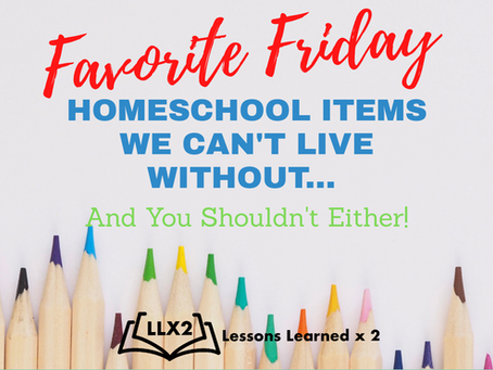 Favorite Friday-Dry Erase Boards and Accessories (plus tips!)