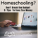 Homeschooling? Don't Break the Budget-5 Tips to Save You Money