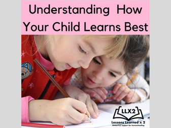Knowing your Child's Learning Style