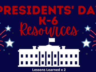 Perfect Presidents' Day Projects