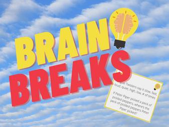 Brain Breaks: Secrets to Successful School Days!
