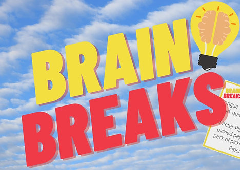 Brain Breaks Full Set