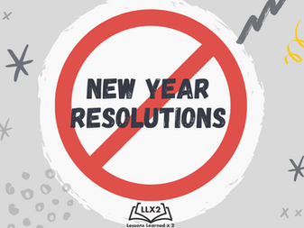 No Resolutions for 2021!