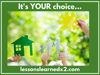 Reminder: YOU decide if your homeschooling journey continues.