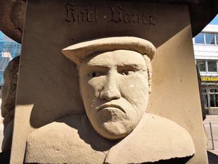 Freiheitsdenkmal Karl Bauer