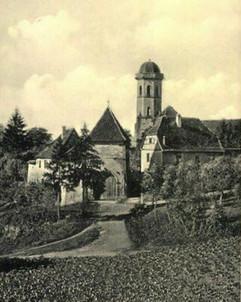 Stift Kloster historisch