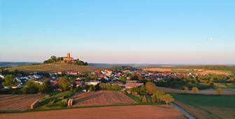 Burg bei Weiler
