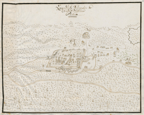 Sinsheim + Stift 17 Jhdt.