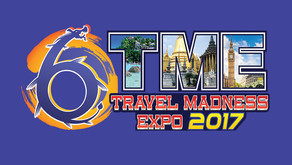 Travel Madness Expo 2017 at SMX Convention Center