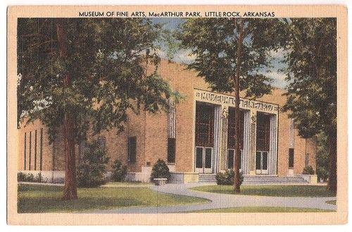 museum of fine arts postcard