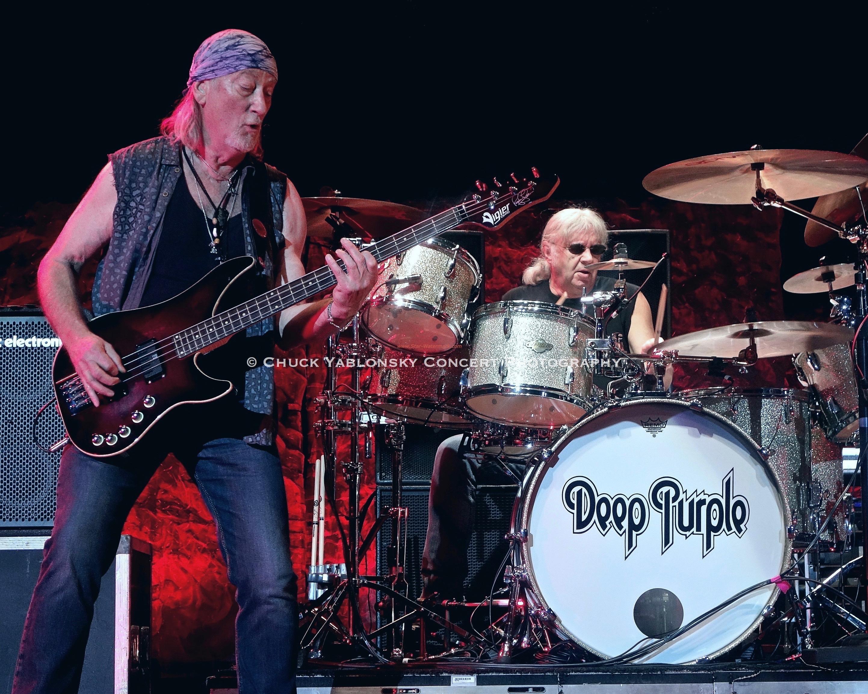Roger Glover & Ian Paice - Deep Purple