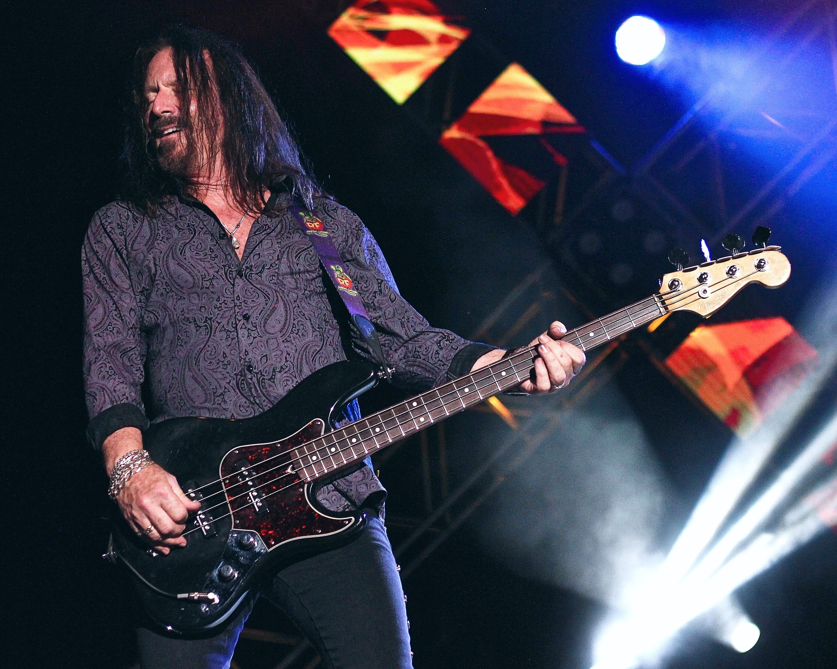 Barry Dunaway - 38 Special