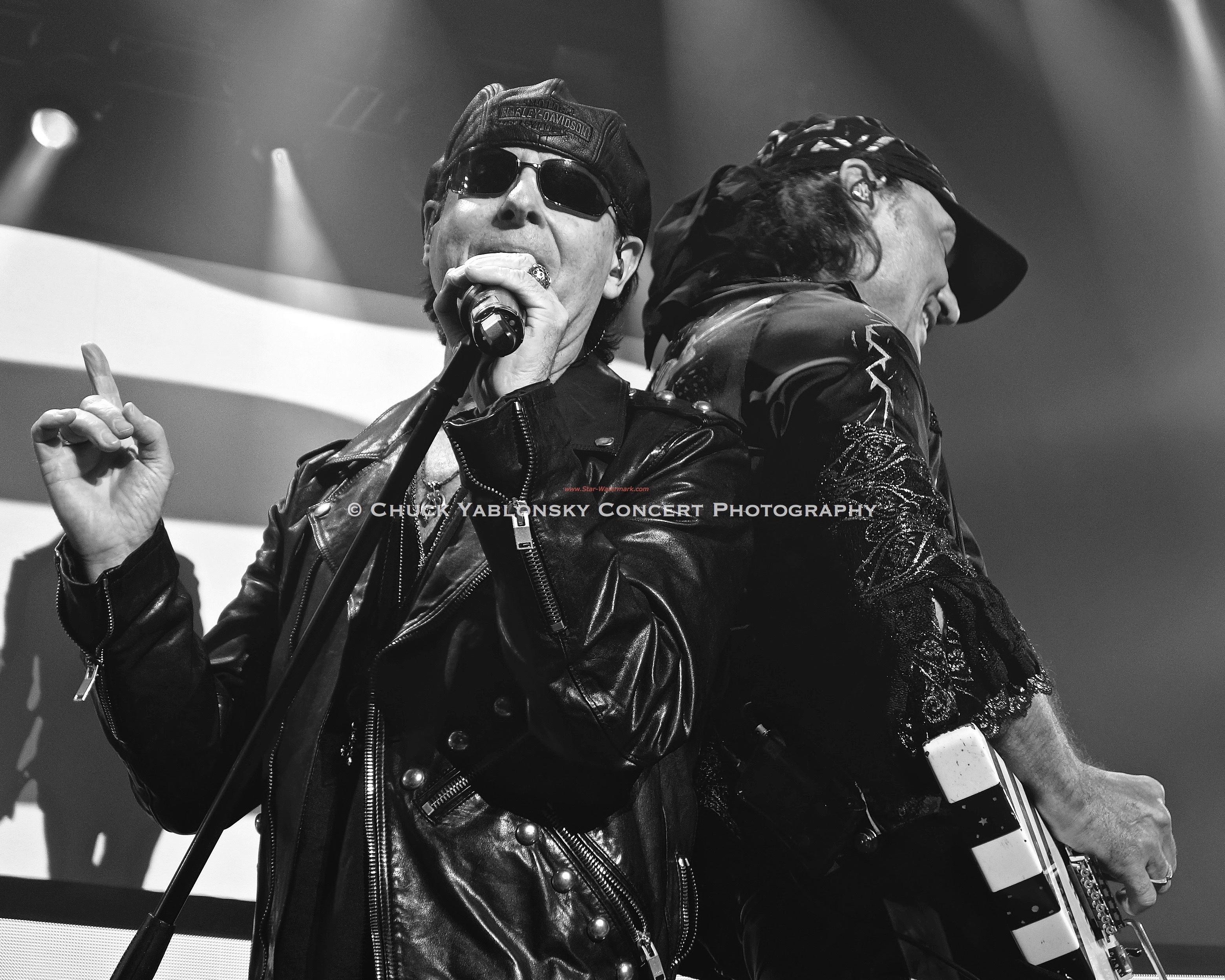 Klaus Meine & Matthias Jabs - Scorpions