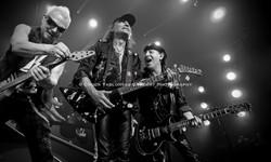 Rudolf Schenker, Matthias Jabs & Klaus Meine - Scorpions