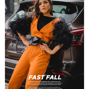 FAST FALL EDITORIAL