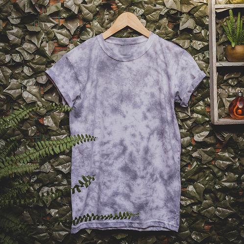 T-shirt Silver Bush