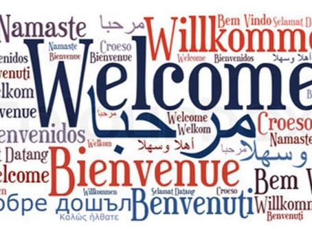 A warm welcome awaits!
