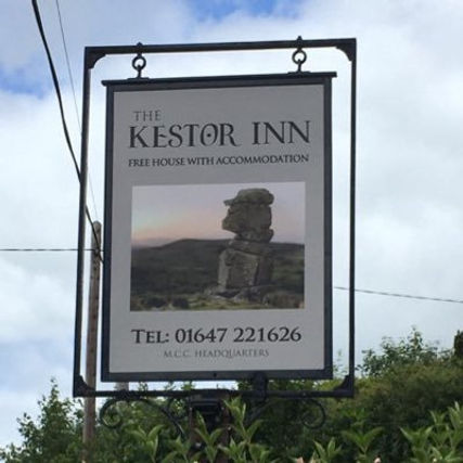 village pub with accommodation in Dartmoor near Becky Falls and Bowerman's Nose
