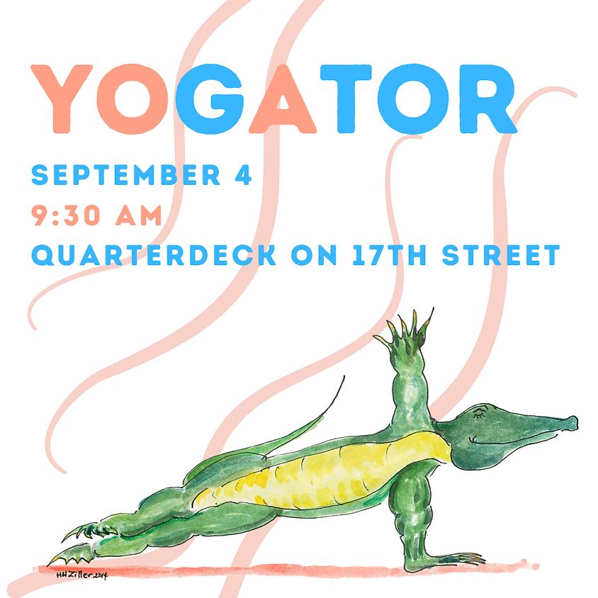September YOGAtor