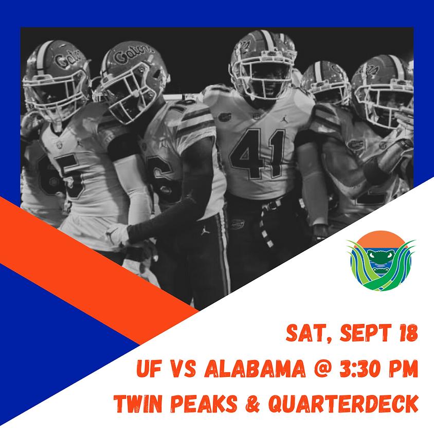 Football Watch Party - UF vs Alabama