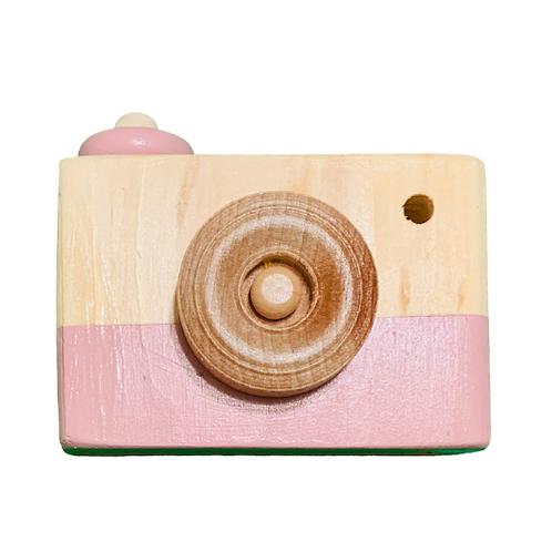 Blush Wooden Camera
