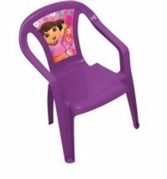 rent, hire kids chair, children chair rental, party chair hire, cartoon themed chair rent dora, hire toddlers chair, rent
