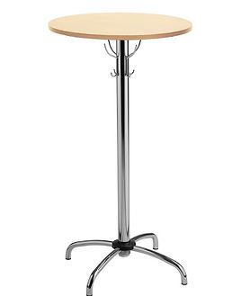 In Malta bistro tables to rent / hire, white / beech colors bistro tables, suitable for parties, receptions, weddings, wedding parties, bistro wedding tables for rent / hire on the Maltese islands / Malta