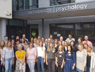 The European Health Psychology Society (EHPS) Conference 2018 - SASHLab on Tour!