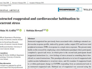 Does reappraisal aid cardiovascular habituation to stress?