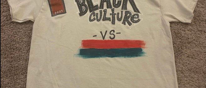 Black culture Vs (Custom order) txt your size with receipt to 610-522-7441
