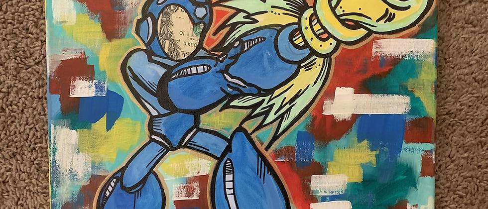 Mega Money Man (Size 11x14)