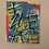 Thumbnail: I love Art Original Canvas (size 16x20)