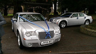 wedding cars macclesfield cheshire
