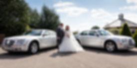 Baby Bentley wedding cars Cheshire