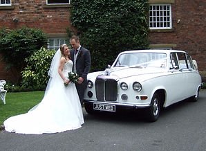 wedding cars derbyshire