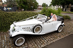 wedding cars staffordshire