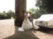 wedding cars staffordshire