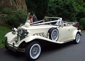 wedding cars derbyshire