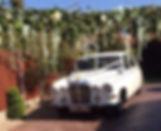 wedding cars cheshire