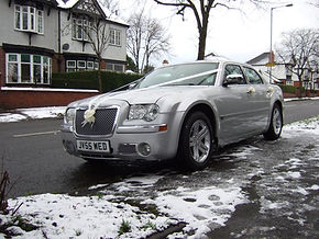 Baby Bentley wedding cars Cheshire