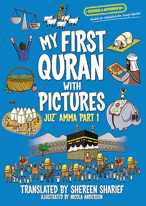 My First Quran With Pictures, Kid's Quran