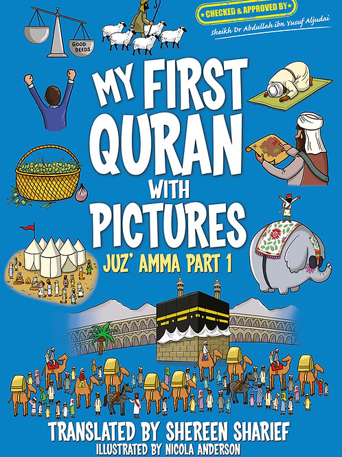 My First Quran With Pictures - Juz' Amma Part 1, 2nd Edition