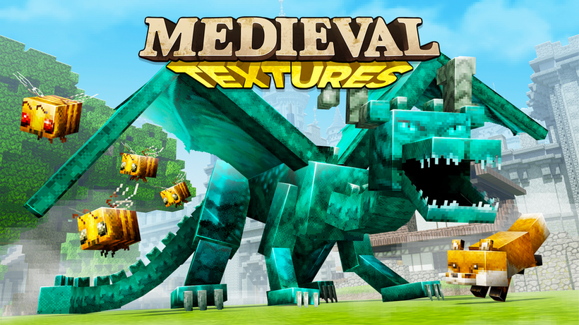 Medieval Texture Pack
