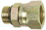 0611... O-RING BOSS PIPE SWIVEL CONNECTOR