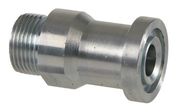 09093... SAE CODE 61 FLANGE to MALE ORFS